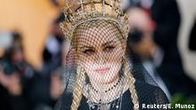 "USA New York The Met Gala 2018 ""Heavenly Bodies: Fashion and the Catholic Imagination"" 