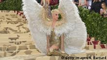 """USA New York The Met Gala 2018 """"Heavenly Bodies: Fashion and the Catholic Imagination""""   Katy Perry"""