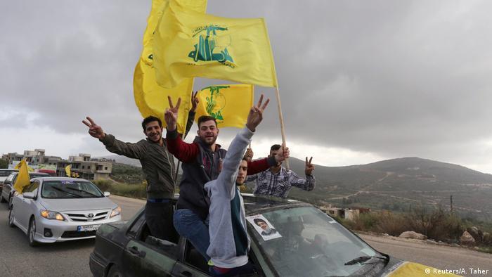 Kundi la Hezbollah liliasisiwa Lebnon na linapinga uhalali wa taifa la Israel
