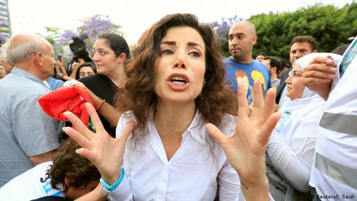 Libanon Wahlen (Reuters/J. Saidi)