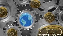 Symbolbild Blockchain