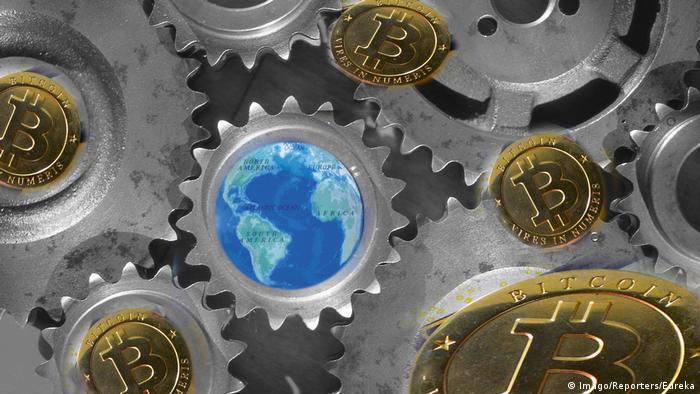 Blockchain: sistema financiero para bitcóins.