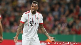 Fußball Jerome Boateng (picture-alliance/firo/J. Fromme)