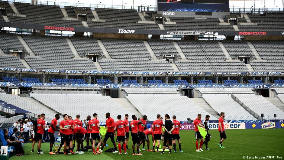 fedf02fe4079c ′Zero chance of winning′  French minnows Les Herbiers prepare for PSG final