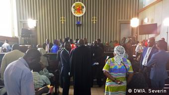 Republik Kongo Prozess General Mokoko