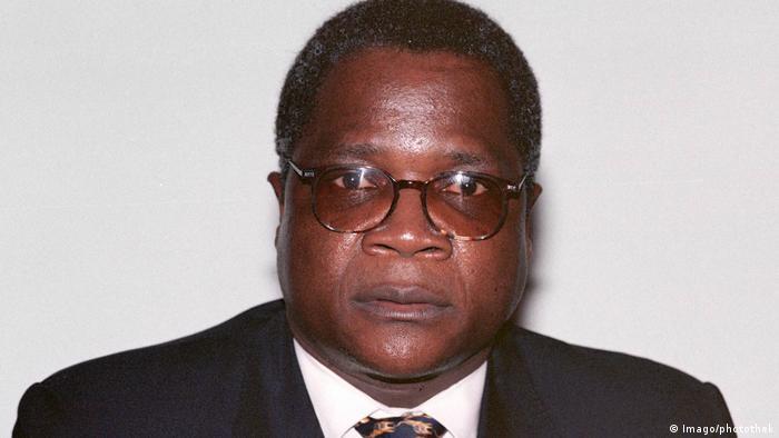 Alfonso Dhlakama ist Präsident von Mosambiks grösster Oppositionspartei RENAMO (Imago/photothek)