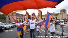 Armenien Parlament stimmt erneut über Ministerpräsidenten ab