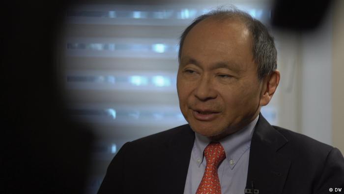 Francis Fukuyama, ein US-amerikanischer Politikwissenschaftler