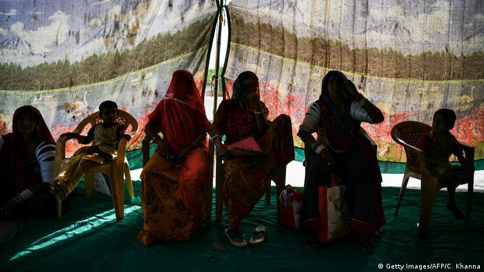 Indien Lifeline Express Krankenhaus auf Schienen