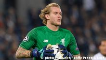 Fußball AS Roma - Liverpool | Loris Karius