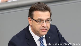 Deutschland Bundestag Volker Münz