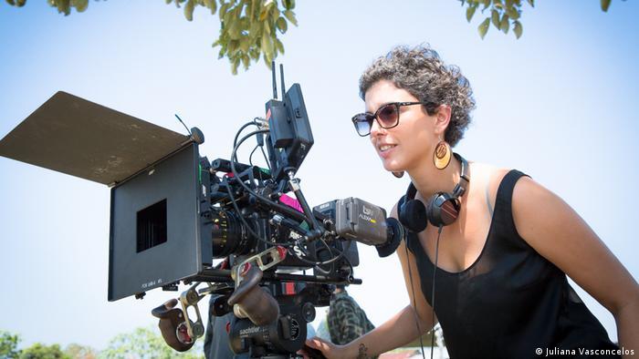 Cineasta Beatriz Seigner