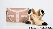 Lübeck_Tasche von Chanel 2001, Schuhe von Chanel 2003 © Sammlung Monika Gottlieb