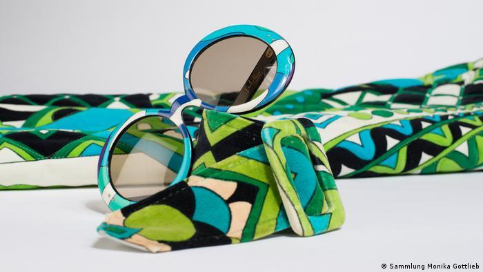 Спідниця і окуляри від Emilio Pucci