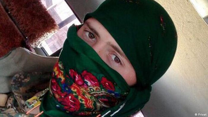 Deutscher bei der Kurdenmiliz YPG