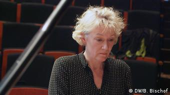Julia Hülsmann (DW/B. Bischof)