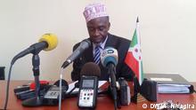 Burundi Bujumbura Ramadan Karenga