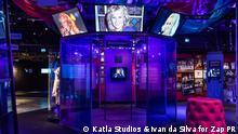 Schweden Stockholm ABBA The Museum