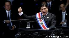Costa Rica Amtseinführung Präsident Carlos Alvarado Quesada