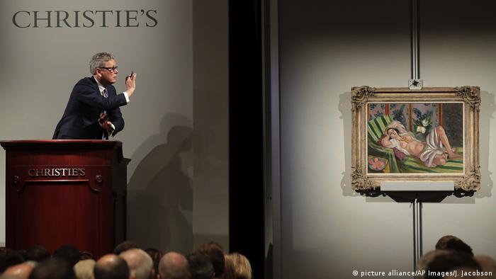 USA Rockefeller-Auktion bricht Rekord