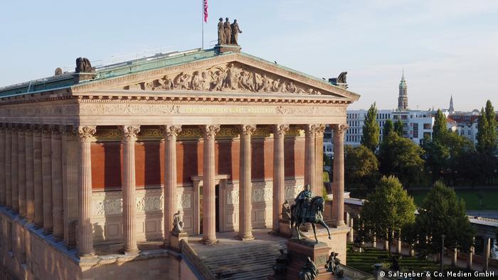 Filmstill - Schatzkammer Berlin