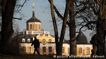 Palácio Belvedere é preferido por muitos moradores da cidade