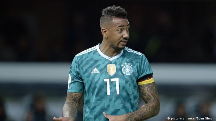 Fußball Länderspiel Deutschland Brasilien Jerome Boateng (picture alliance /Sven Simon)