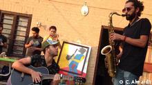 Baghdad.30.04.2018 Activities of Baghdad Jazz Day