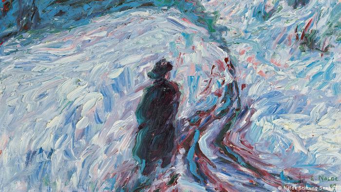 Эмиль Нольде, Зима, 1907 г.