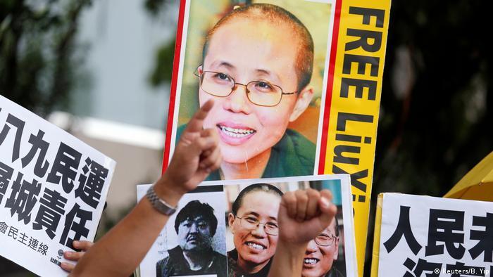 Hong Kong Protest 2016 | Porträt von Lia Xia (Reuters/B. Yip)