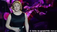 Frankreich Sängerin Karine Deshayes