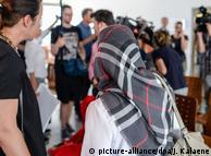 Процесс по делу о ношении паранджи в школах, Берлин, 9 мая 2018 г.