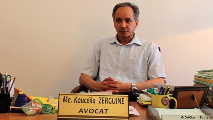 المحامي الجزائري كسيلة زرقين مكلف بملفات 200 مفقود من مجموع 400 ملف مسجل لمفقودين جزائريين