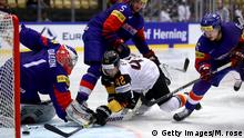 Eishockey WM Deutschland v Südkorea - 2018 IIHF Ice Hockey World Championship