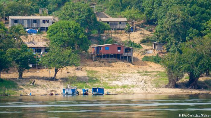 Idílio enganador no Quilombo Boa Vista, Pará: