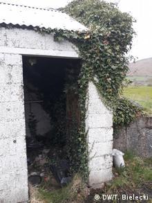 Irland | Verlassener Grenzposten an der Grenze Irland zu Nordirland