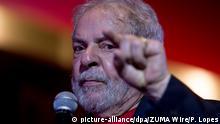 Brasilien | Ex-Präsident Luiz Inacio Lula da Silva