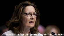 USA | designierte CIA-Direktorin Gina Haspel
