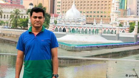 Bangladeschische Auswanderer (privat)