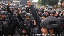 Indonesien Gefängnisaufstand