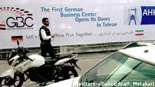 Business Center für deutsche Unternehmen im Iran eröffnet