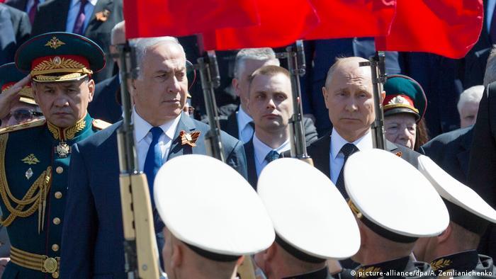 Israelischer Premier Netanjahu in Moskau