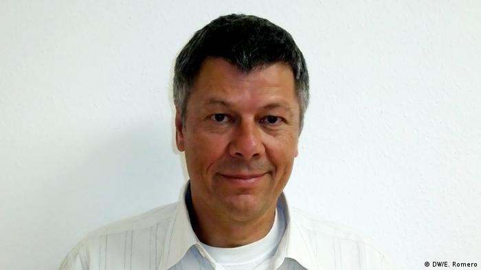 Hans-Jürgen Burchardt lidera el proyecto Extractivismo, de las universidades de Kassel y Marburg.