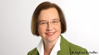 Angela Schrott, Direktorin des Instituts für Lateinamerika-Studien CELA (Andrea Scheffer<br />)