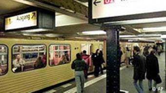 Learning by moving: Der flotte Sprachkurs in der U-Bahn?