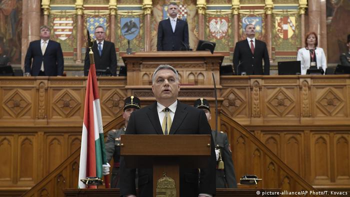 Ungarn Viktor Orbans Amtsantritt