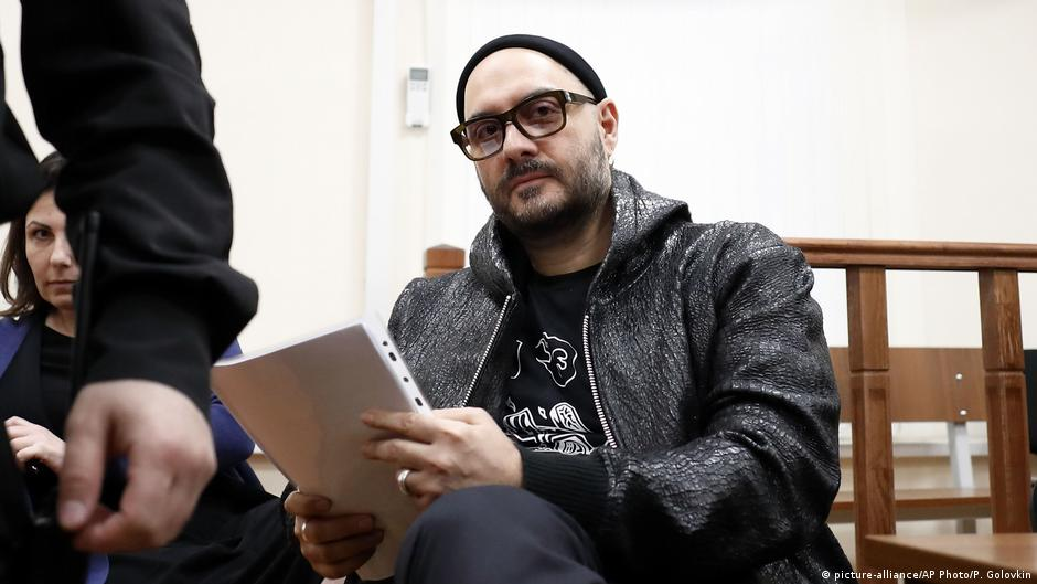 Рассмотрение дела Серебренникова переносят из-за болезни адвоката