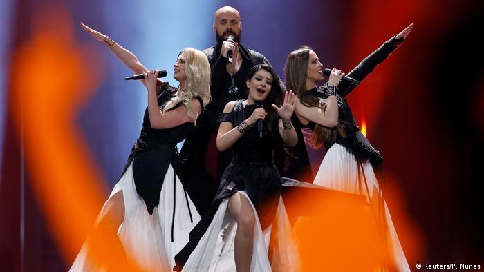 Eurovision Song Contest 2018 Pressebild | Sanja Ilic & Balkanika, Serbien