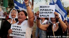 Nicaragua - Proteste in Managua