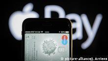 Symbolbild: Zahlungsanbieter Apple Pay